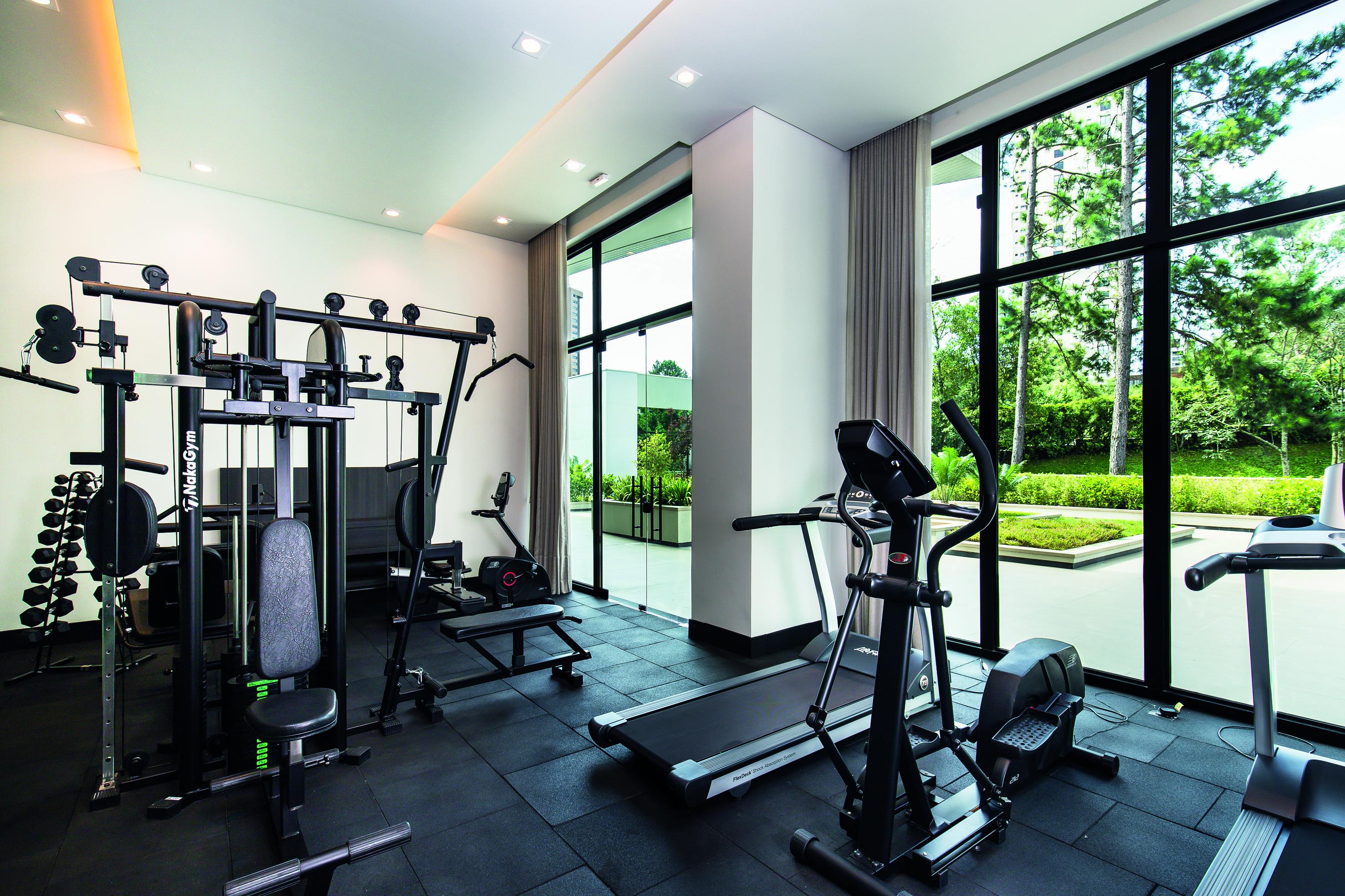 Esportes no condomínio: as vantagens de contar com estrutura para atividades físicas
